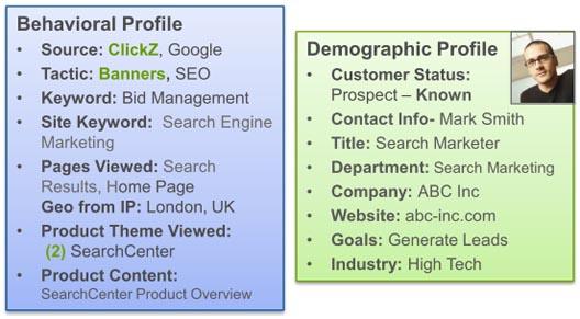 Viselkedési és demográfiai profil